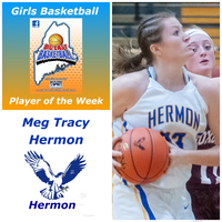 Meg Tracy named Big East Conference Player of the Week for Week #1.