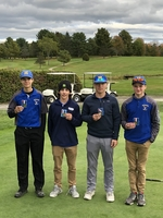 Four Hermon Golfers qualify for the state individual championship.