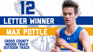 Max Pottle 12 Letter Winner Class of 2020