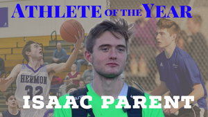 2020 Male Athlete of the Year