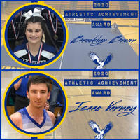 2020 Athletic Achievement Awards