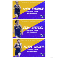 Dorman, Staples, and Wildes named PVC Outdoor Track All Academic.