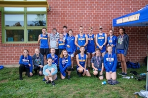 Cross Country teams sweep Dexter Meet.