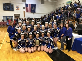 Cheering Wins Big East Competition