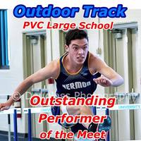 Zach Beaton PPH First Team Outdoor Track