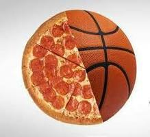 FREE PIZZA!!  All Hermon Students attending tonights game!
