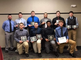 Big Eleven Conference Award Winners!