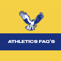 Athletics Frequently Asked Questions