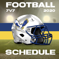 7 v 7 Football Schedule for 2020