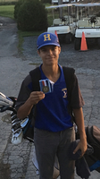 Golf improves to 2-0. Scripture medals for second time