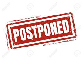 SCHEDULE CHANGE!!  Football Quarterfinal vs Belfast scheduled for today has been postponed.