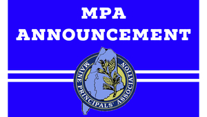 MPA announces summer and fall sports guidelines.