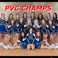 Cheering PVC Champs!!