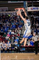 Isaac Varney named Mr. Basketball semifinalist.