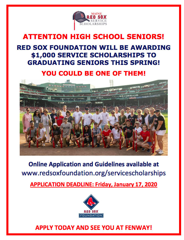 Red Sox Scholarship